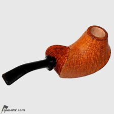HIGH QUALITY SMOOTH-SANDBLAST VOLCANO SMOKING PIPE BY SPANISH MASTER MARCOS