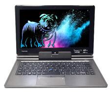 "Toshiba Portege Z10t-A-10M 11.6"" Notebook i5-3439Y 4GB RAM 256GB SSD HD 4000 LTE"