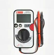 NEW NIB Utilitech Digital Battery Tester With Test Leads A5