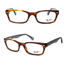 52749ccfd3e06 New ListingRay Ban RB 5150 5607 Striped Havana Smoke 50 19 135 Eyeglasses  Rx - New
