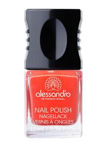 alessandro Nagellack Orange Red 114  / 10 ml