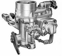 Solex 32PICB Vergaser Ford P2 P3 17M FK1000 Borgward ISABELLA B1500 ÜBERHOLUNG