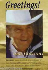 Greetings ! from Tom Dorrance - DVD