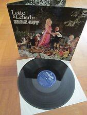 Lotte & Leherb – Irre Gut LP - Austrian Philips 1974 -   FUNKY FRÄULEINS