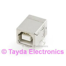 2 x USB Type B Female Connector - FREE SHIPPING