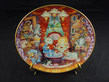 """""""St. Catrick's Day"""" Franklin Mint Collector's Plate, Jc3261, Free Shipping!"""