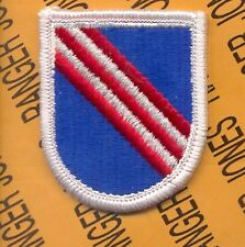 4th SOCCE Special Operations Cmd & Ctrl Element Airborne beret flash patch #2B