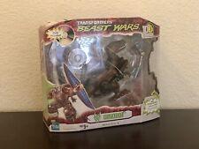 Transformers Beast Wars Hasbro Kenner 10th Anniversary Dinobot