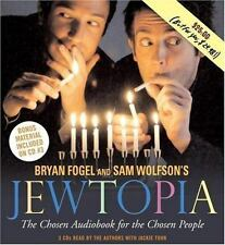 Jewtopia: The Chosen Book for the Chosen People 2006 by Fogel, Bryan; 1594835624