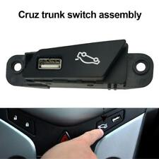 Car Trunk Open/Close Luggage Refit Button Switch w/ USB Port for Chevrolet Cruze