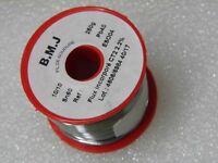 Bobine de Soudure 1mm 10/10 ~ bobine de 250gr ~ Etain 60% - Plomb 40%