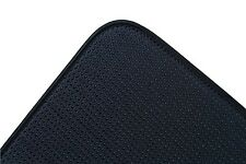 "Black Dish Drying Mat 16"" X 18"" Absorbent Microfiber High Quality Inch Envision"