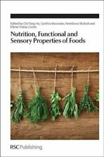 Nutrition, Functional and Sensory Properties of Foods: New