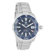 TAG Heuer Aquaracer Blue Men's Watch - WAY211C.BA0928