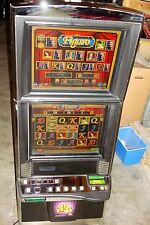 FIGARO  IGT  AVP CASINO SLOT MACHINE  COINLESS  466 PAY LINES  GREAT GAME