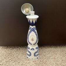 Clase Azul Reposado (Empty Tequila Bottle, 750 ml, Hand Painted Decanter)