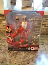 S.H. Figuarts Power Rangers Dairanger Ryuranger Complete Red Ranger Rare