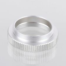 Macro C Mount Ring Adapter For 25mm 35mm 50mm CCTV Movie Lens M4/3 NEX Silver