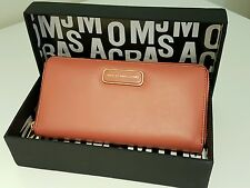 Marc by Marc Jacobs Zip-Around Leather Wallet