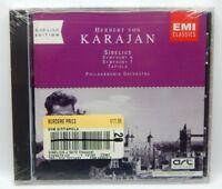 Karajan Edition - Sibelius: Symphonies Nos. 6 & 7 etc. ~ NEW CD (Apr-1998, EMI)