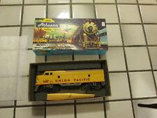 athearn Union Pacific powered engine Ho scale