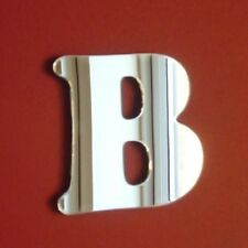 Funky Letter B Acrylic Mirror (Several Sizes Available)