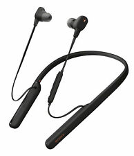 Sony WI1000XM2/B Wireless Noise-canceling In-ear Headphones