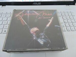 jeanne mas en concert - coffret 2cd - 1987 -