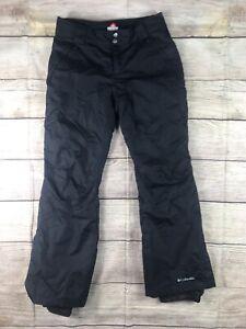 Columbia Omni heat ski pants size m men's black