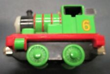Thomas Train Green Engine Percy Toy 1027SR00 0.75 Ga 2002 Vintage