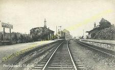 Portskewett Railway Station Photo. Chepstow - Severn Tunnel Junction. GWR. (3)