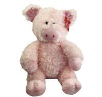 """Aurora Tubbie Wubbie Pig Pink stuffed Animal Toy Baby Girl Gift 12"""""""