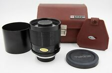 Exc+ TOKINA RMC 500mm f8 MIRROR LENS for Nikon F AI Mount.