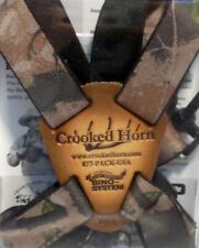 Crooked Horn Slide & Flex Bino System Camouflage Body Harness Binocular Strap