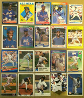Dwight Gooden LOT of 28 cards NM+ 1986-1997 New York Doc Mets Yankees MLB NY dr.