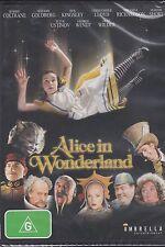 ALICE IN WONDERLAND - 1999 - Tina Majorino, Whoopi Goldberg - DVD