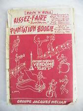 Partition Laissez Faire Plantation Boogie Rock'n'roll Sherman Horton Dee