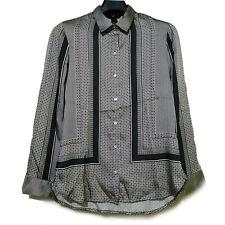 H&M Scarf Longsleeve Shirt