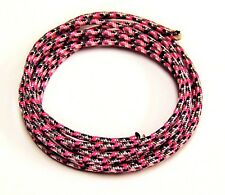 5' Pink Camo Fall Away Arrow Rest Cord Rope Fits Vital Gear Nap & More Archery