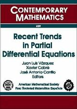 Recent Trends in Partial Differential Equations: UIMP-RSME Santalo-ExLibrary