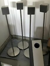 Sony Surround Sound Speakers + Passive sub woofer