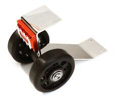 C27190RED Integy Metal Machined Wheelie Bar Kit for Traxxas X-Maxx 4X4