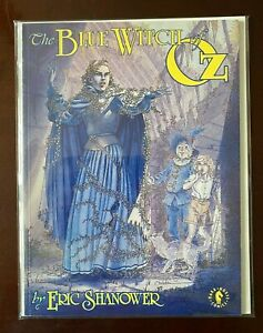 Blue Witch of Oz #1 Dark Horse 6.0 FN (1992) GN graphic novel