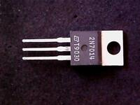 2N7014 - Siliconix MOSFET (TO-220)