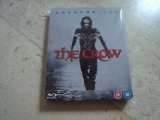 THE CROW Brandon Lee *rare* OOP Blu-ray SteelBook Bai Ling