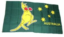 Flagge / Fahne Australien Känguruh Hissflagge 90 x 150 cm