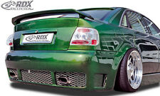 """RDX Stoßstange AUDI A4 B5 Limousine """"GT-Race"""" Heck Schürze Hinten Spoiler"""