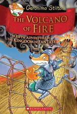 Geronimo Stilton and the Kingdom of Fantasy #5: The Volcano of Fire: By Stilt...