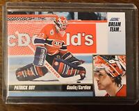 1993-94 Score Dream Team #2 Patrick Roy - Montreal Canadiens - Rare Free Ship