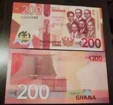 Ghana - 200 Cedis 2019 UNC Lemberg-Zp